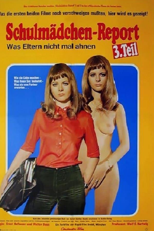 (女子校生)schoolgirl Report Part 3 - What Parents Find Unthinkable (1972) - Erotic Movies
